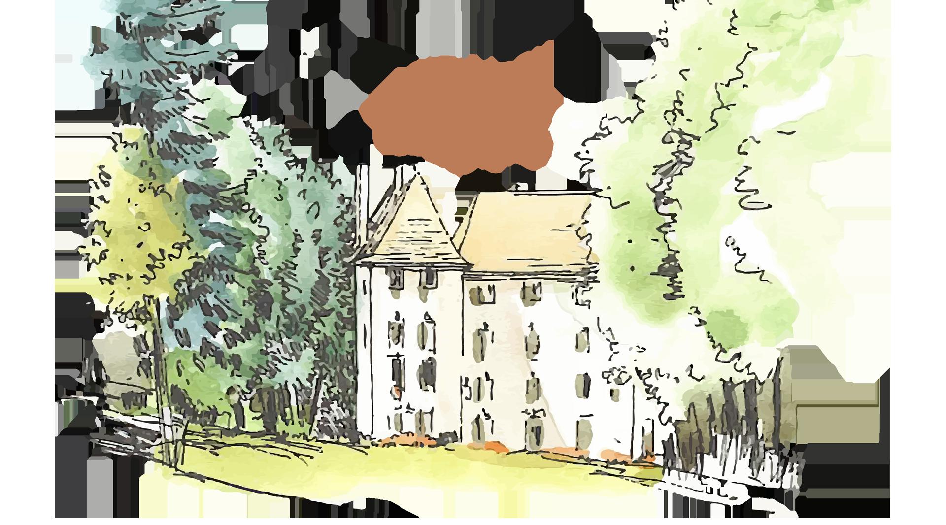Le château dans les arbres - (c) P. Quartararo