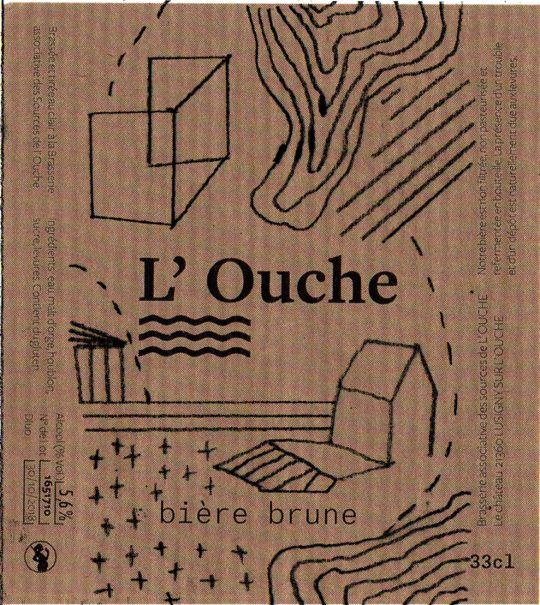 Céline Thoué étiquette l'Ouche 3