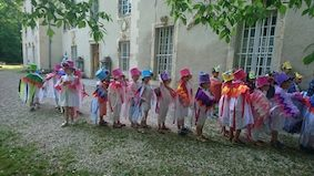 Spectacle enfants Château de Lusigny