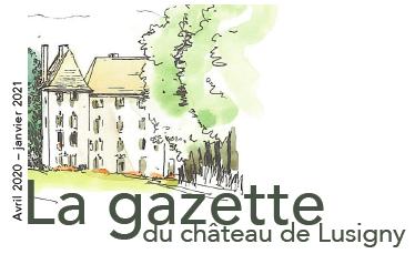 La gazette n°4 du château de Lusigny