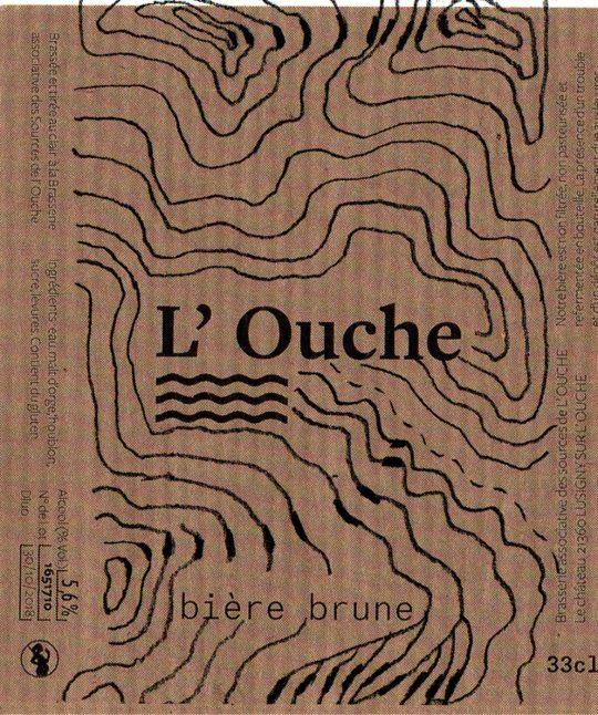 Céline Thoué étiquette l'Ouche 4