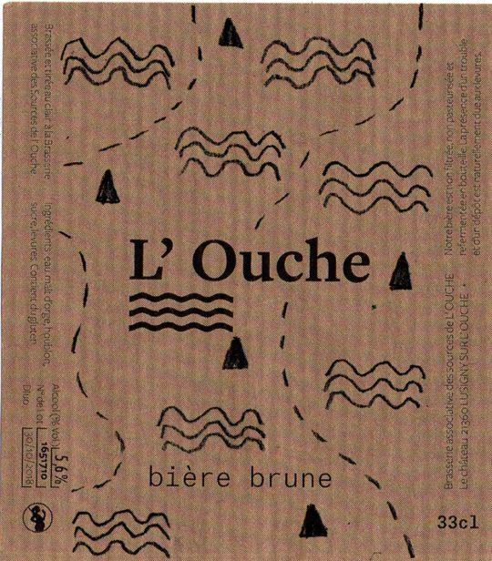 Céline Thoué étiquette l'Ouche 6