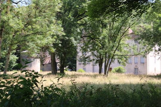 Jardin en mouvement Lusigny-sur-Ouche