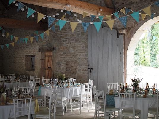 mariage grande château de Lusigny