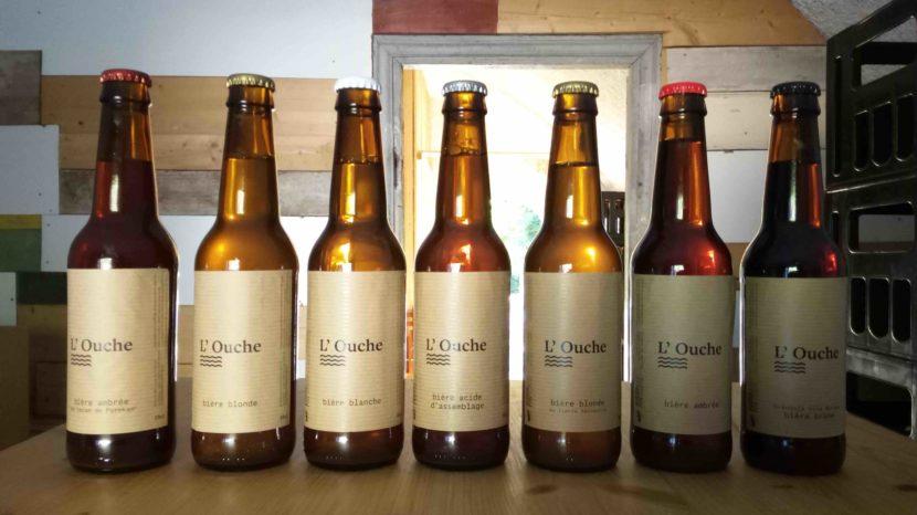 7 bières L'Ouche